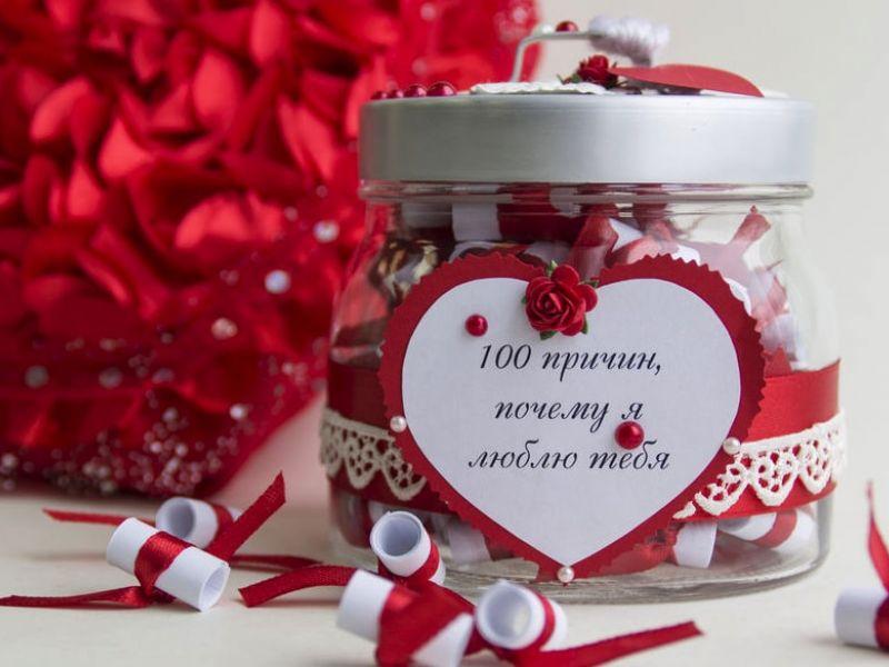 100 причин почему я тебя люблю - список парню, мужу