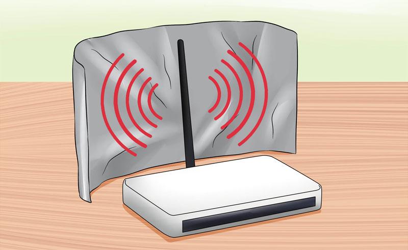 Как усилить сигнал wifi роутера: 9 способов своими руками.
