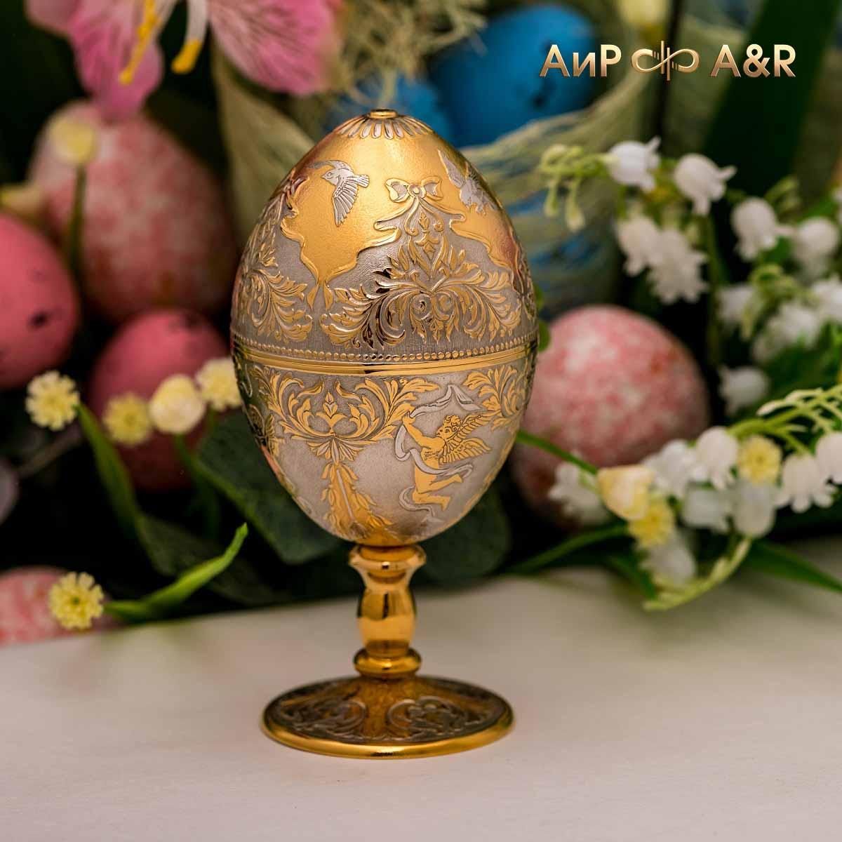 Как украсить яйца на пасху 2020? делаем декор для пасхальных яиц своими руками