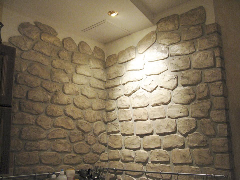 Лайфхак: как сделать имитацию кладки из камня своими руками?