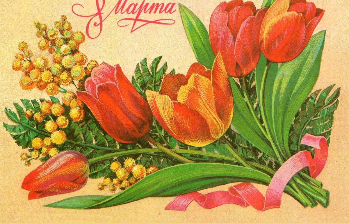 Поделки к 8 марта: цветы из бумаги
