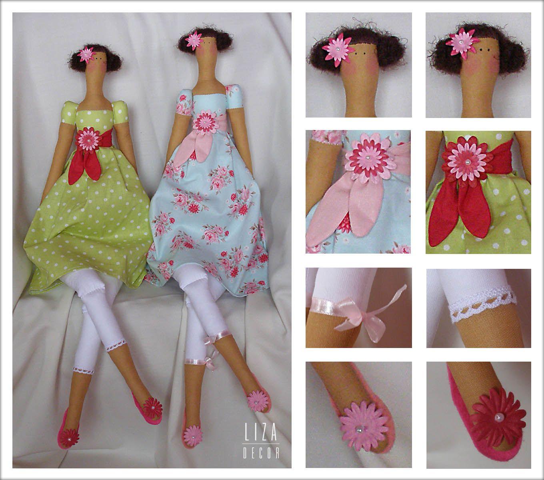 Как сшить платье для куклы без машинки ? шьем кукольные наряды