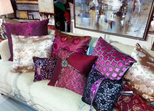 Как сделать декоративные подушки своими руками: диванные подушки handmade