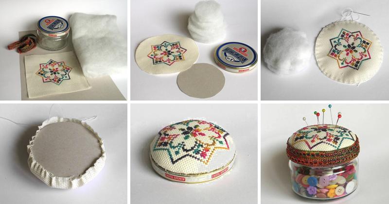Игольница своими руками: пошаговая инструкция по пошиву и оформлению