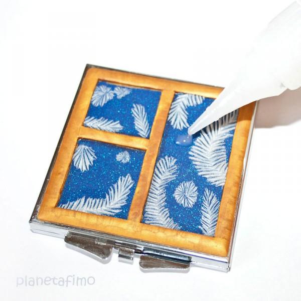 Как украсить зеркало своими руками, оригинальные и популярные способы декора - 38 фото