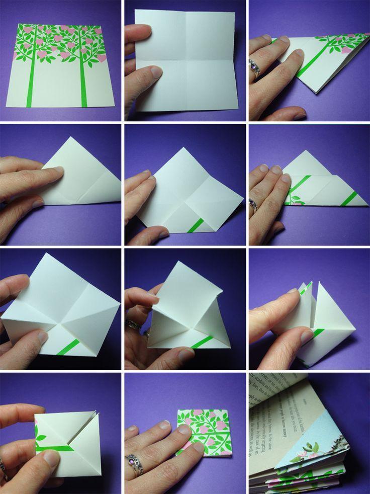 Как сделать красивую закладку для книги: выбор материалов и советы по изготовлению
