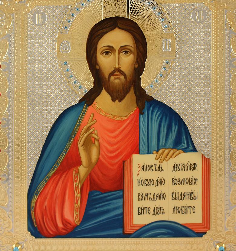Икона иисуса христа: история появления, что значит образ, о чем просят спасителя