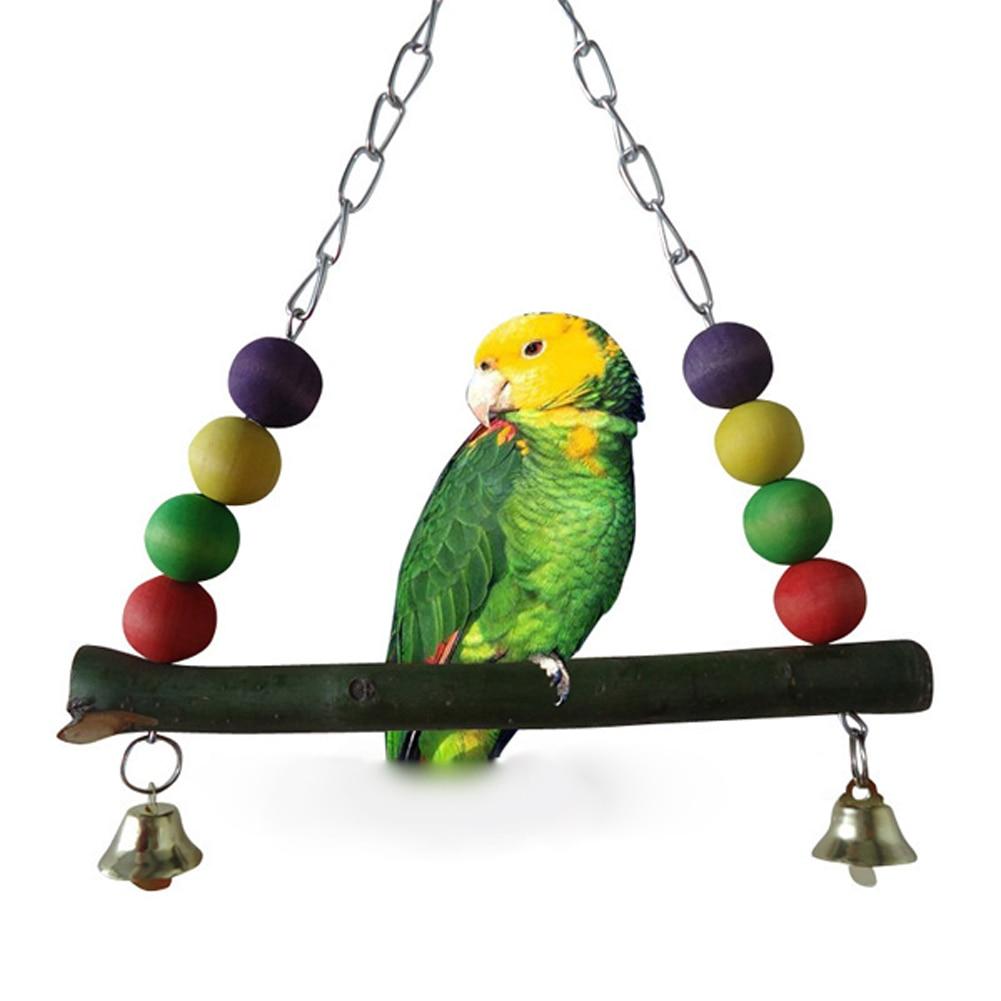 Игрушки для попугаев: какие нужны, как сделать своими руками, как поиграть