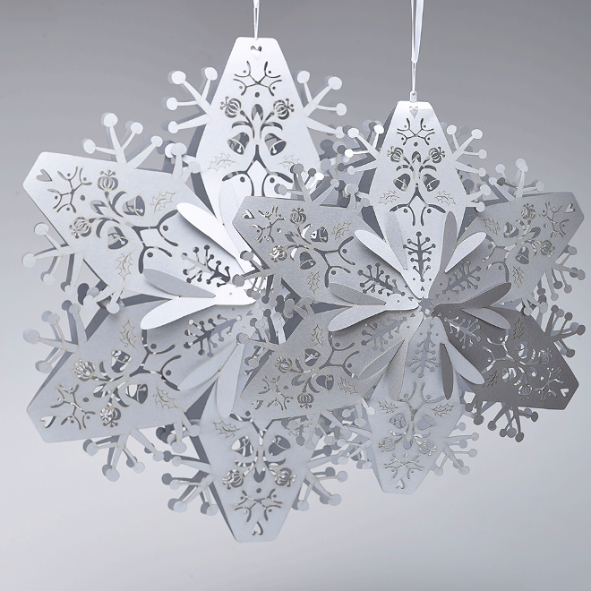 Как делать снежинки из бумаги на новый год 2020: объемные, простые (фото пошагово, видео)