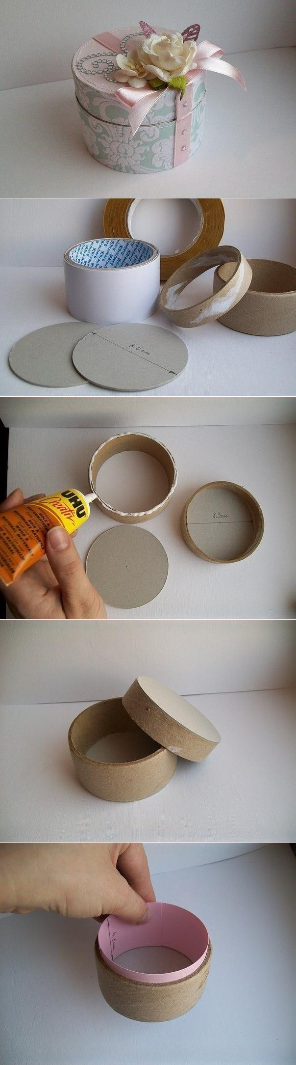 Шкатулка своими руками: инструкция как создать +75 фото