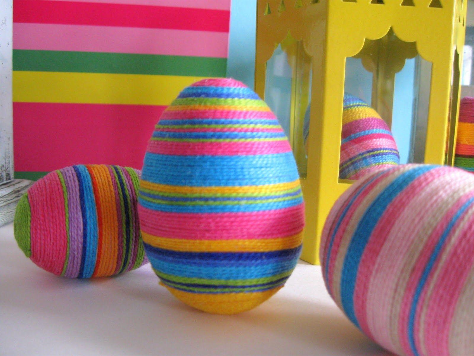 Красивые и оригинальные пасхальные яйца своими руками 2020