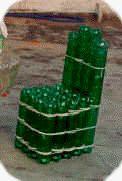 Пуфик из пластиковых бутылок своими руками: пошаговая инструкция