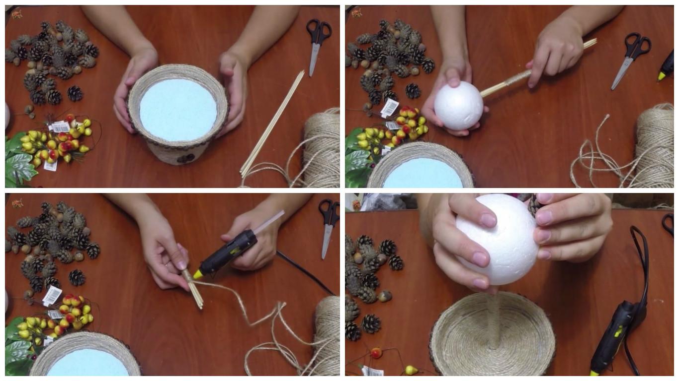 Как сделать топиарий своими руками - 90 фото и видео описание создания топиария