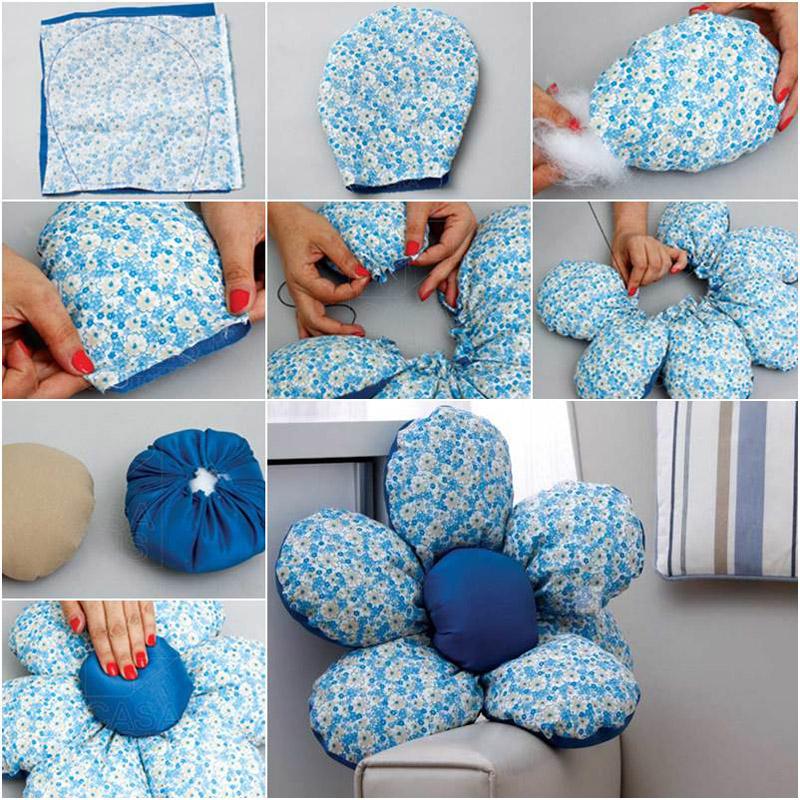 Подушки для дивана своими руками, как сшить декоративную подушку на диван, выкройки