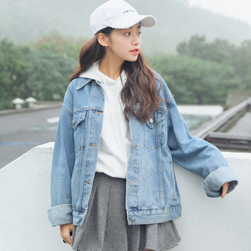 Джинсовая ветровка (35 фото): женские модели, с чем носить