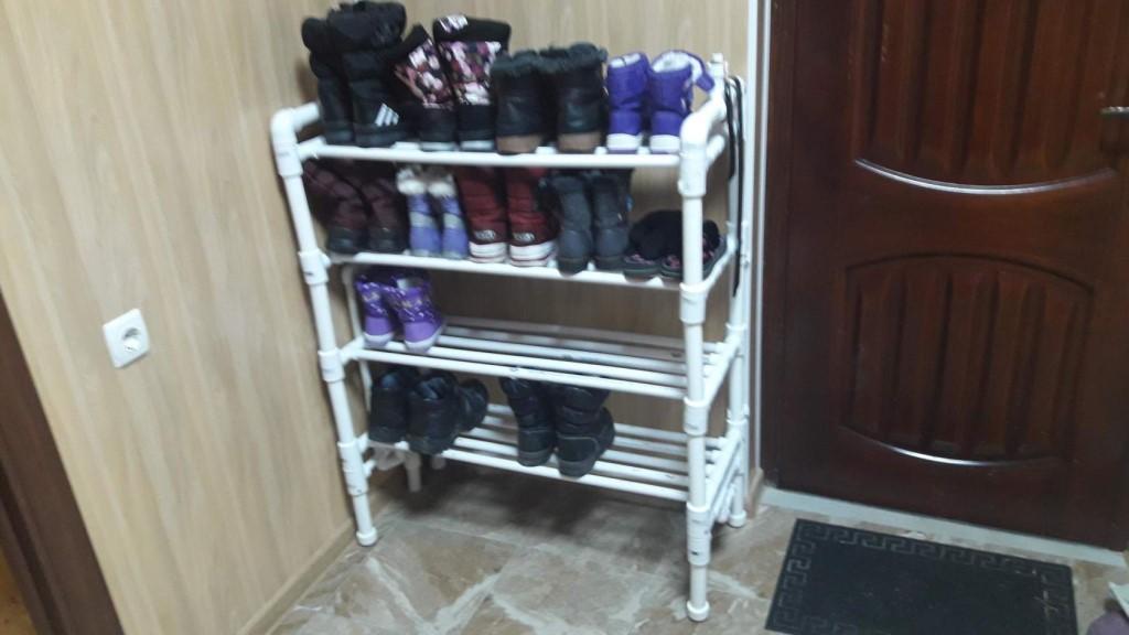 Сушилка для обуви своими руками: из полипропиленовых труб и от системы отопления, другие варианты самодельных сушилок