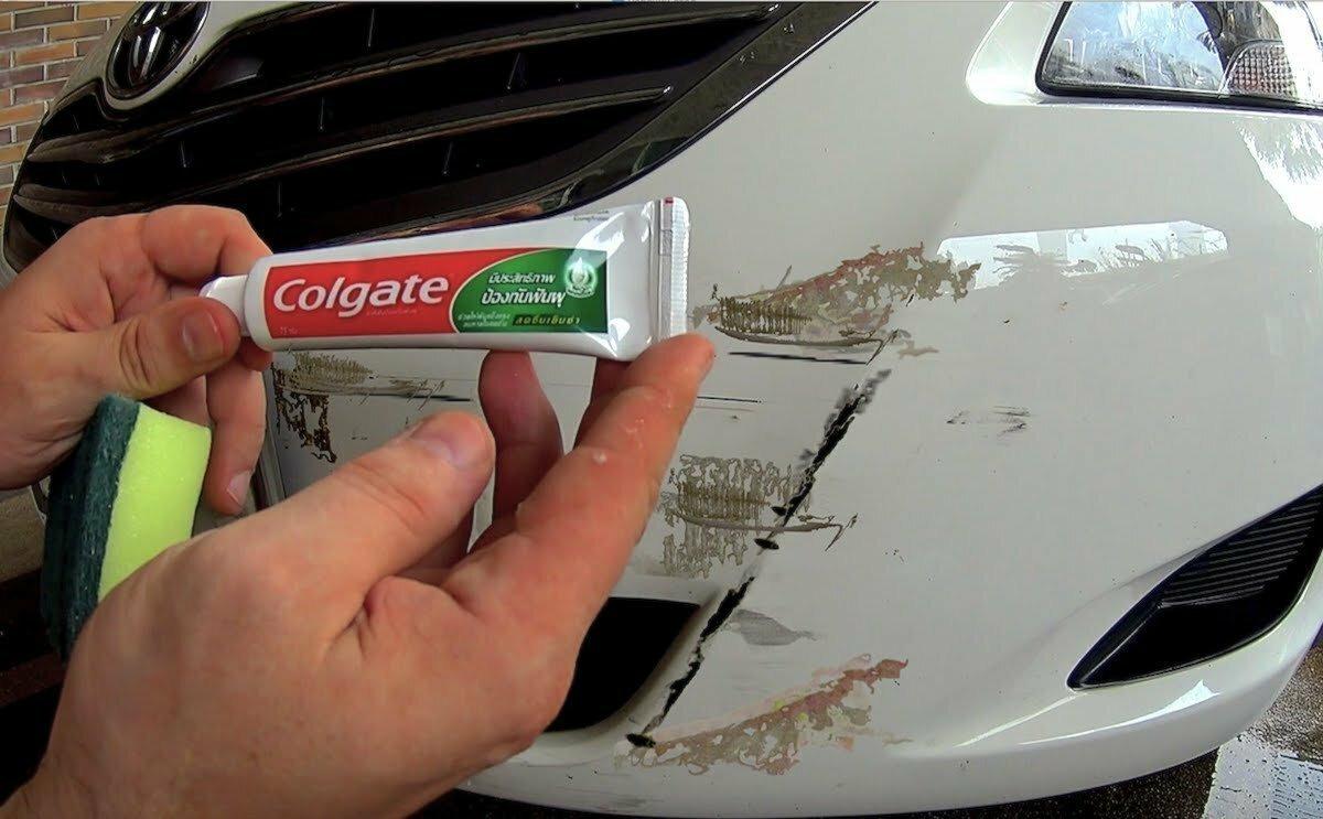 Лучшие средства для удаления и полировки царапин на автомобиле на кузове и пластике - рейтинг 2020