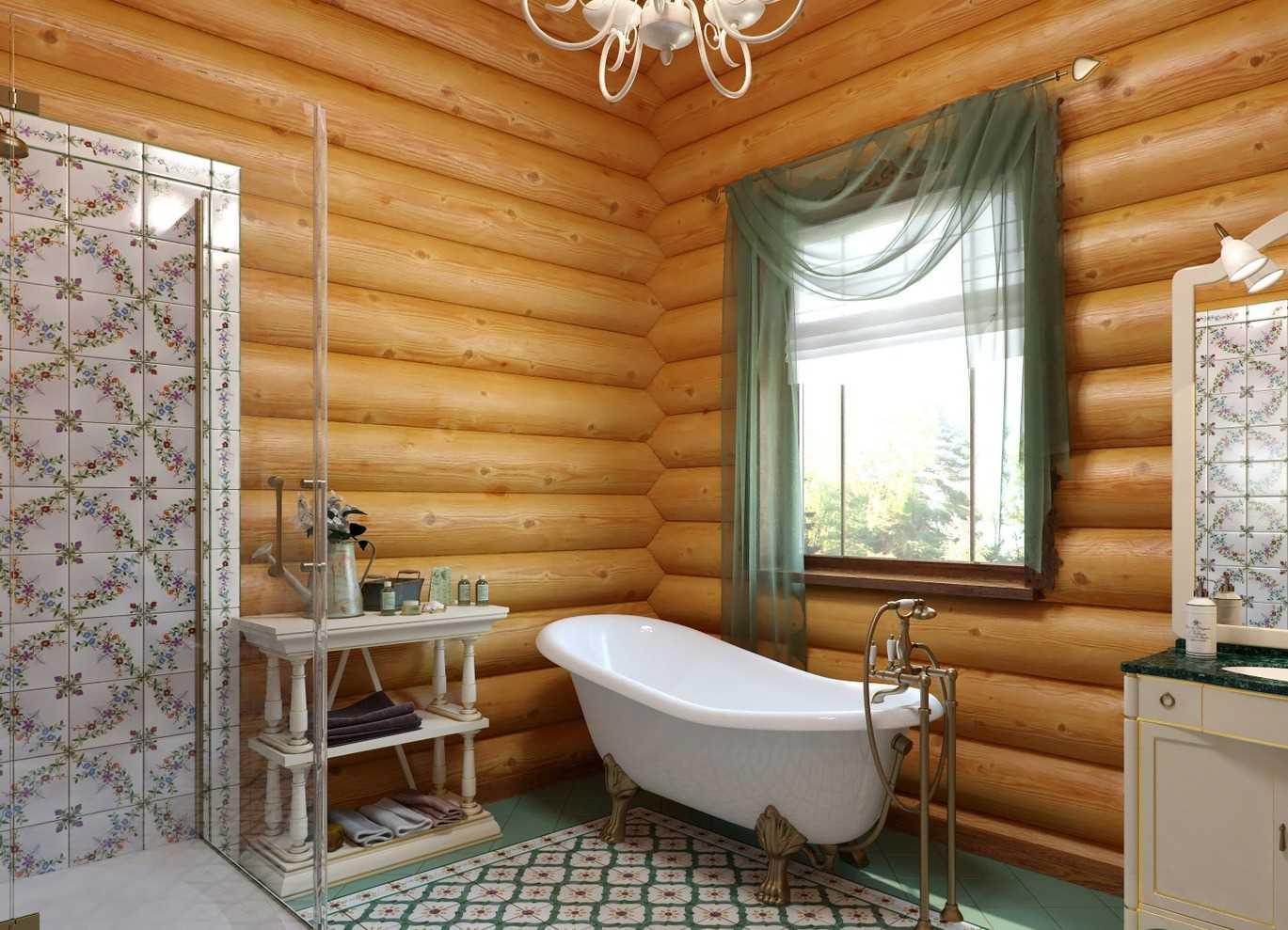 Санузел в деревянном доме - основные этапы строительства, рекомендации, подробное описание обустройства и советы по выбору дизайна
