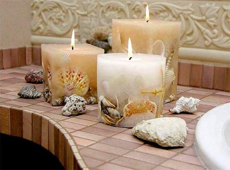 Украшение свечей на свадьбу своими руками (19 фото): мастер-класс по красивому декорированию свадебных свечей