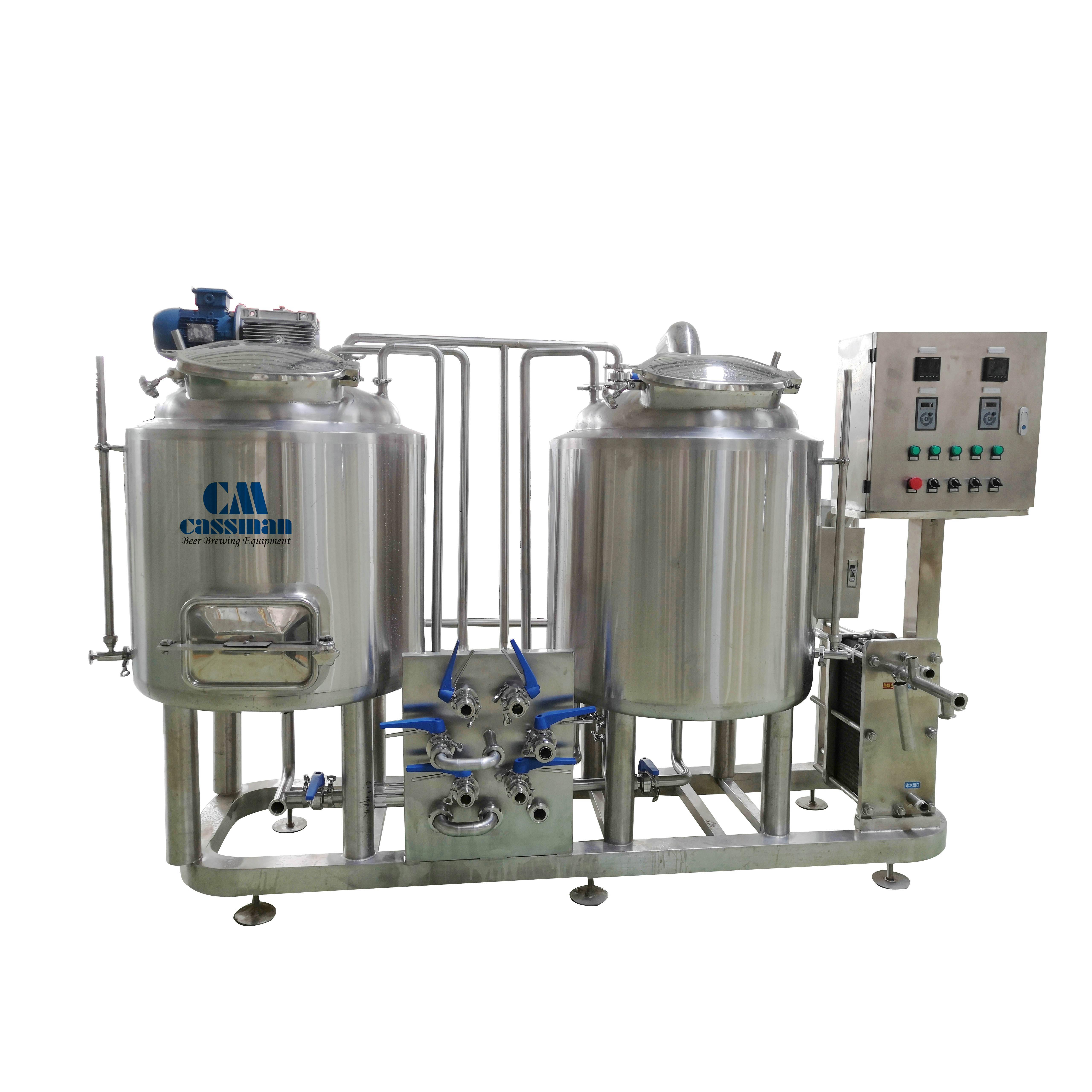 Организация мини-завода по производству спирта