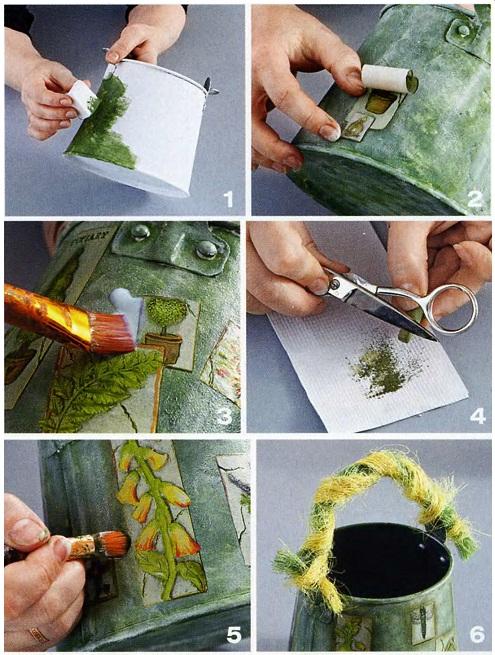 Картины, панно из салфеток своими руками: пошаговая инструкция изготовления