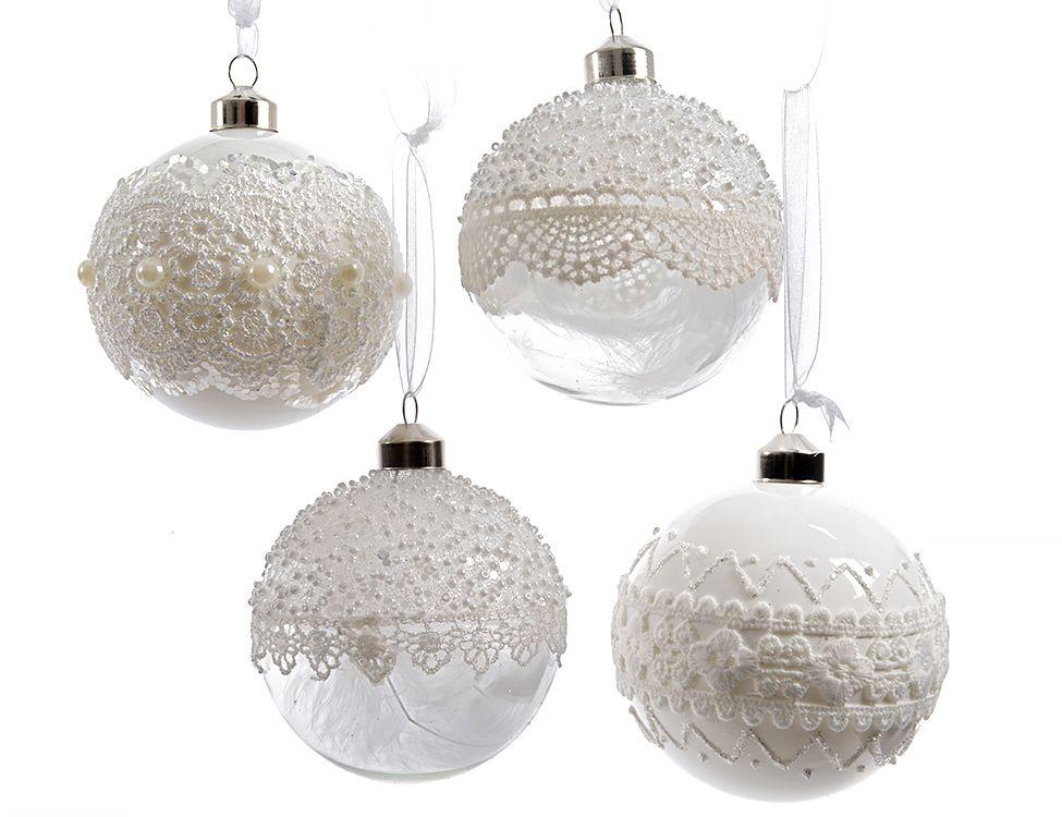 ᐉ шары на елку своими руками из ниток. новогодние украшения из ниток ✅ igrad.su