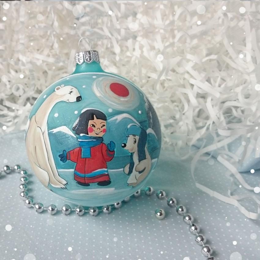 Декупаж новогодних шаров (31 фото): мастер-класс по декупажу елочных шаров своими руками для начинающих, пенопластовые шарики в стилях кимекоми и винтаж