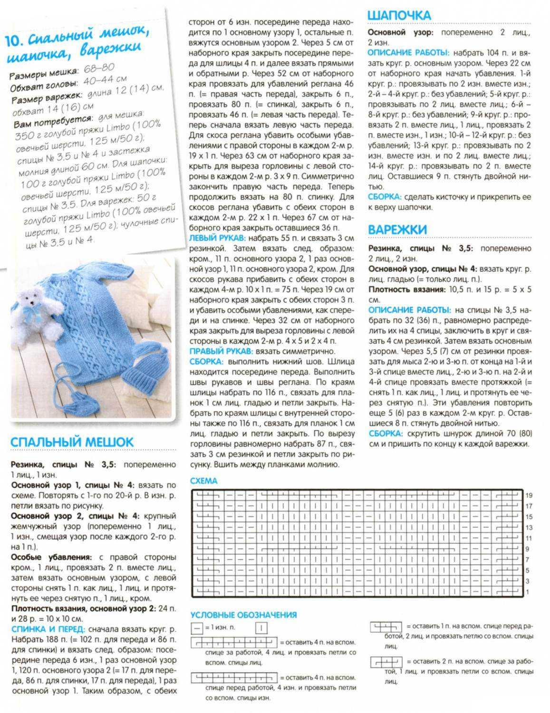 Как связать чепчик для новорожденного спицами