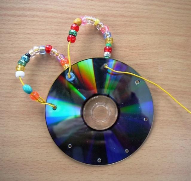 Поделки из дискет — своими руками