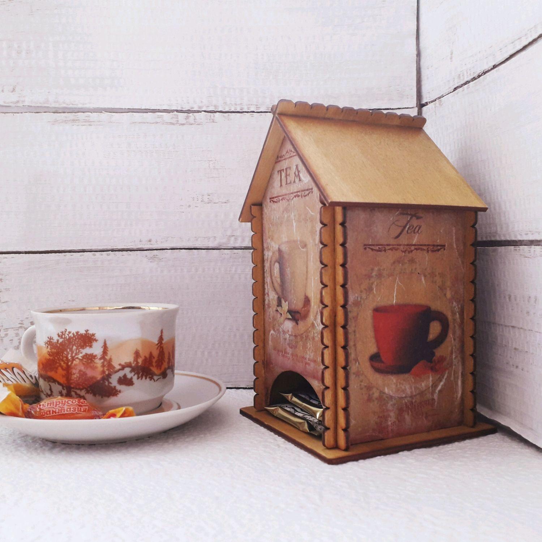 Чайный домик своими руками: пошаговый мастер-класс
