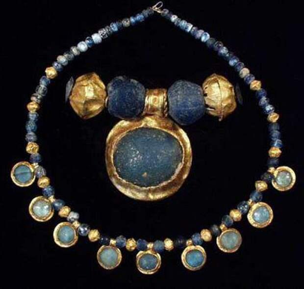 Ювелирное искусство древнего египта
