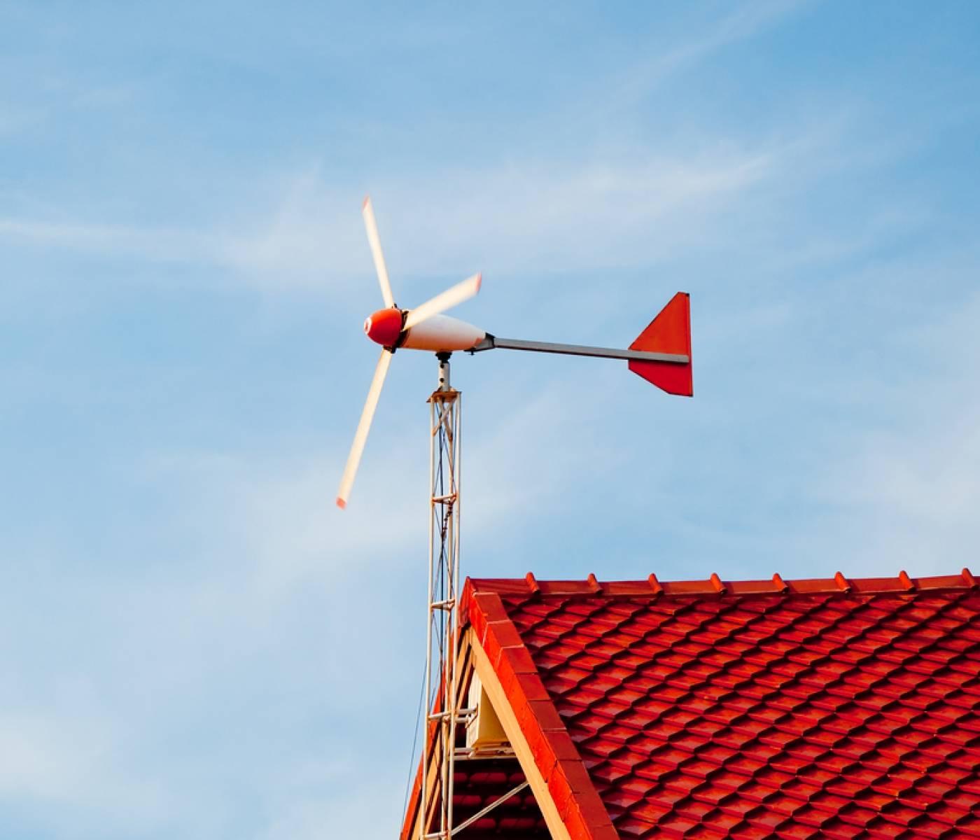 Вертикальный роторный ветряк
