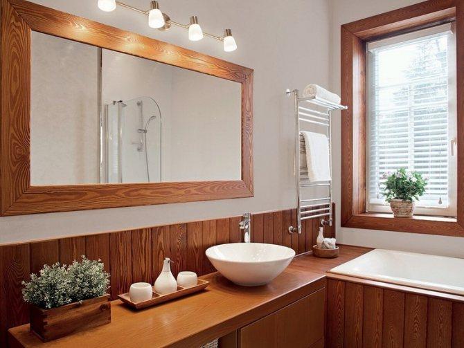 Как сделать так, чтобы зеркало в ванной не запотевало?. обсуждение на liveinternet