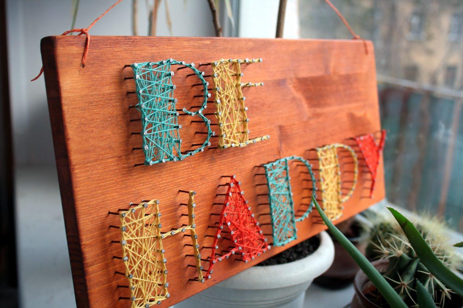 Панно из ниток и гвоздей: схемы для вязания своими руками из шерстяных нитей, как сделать сердце, оленя и другие панно