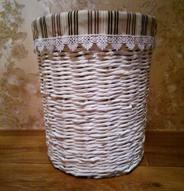 Плетение из газетных трубочек для начинающих пошагово — как сделать поделки из газетных трубочек