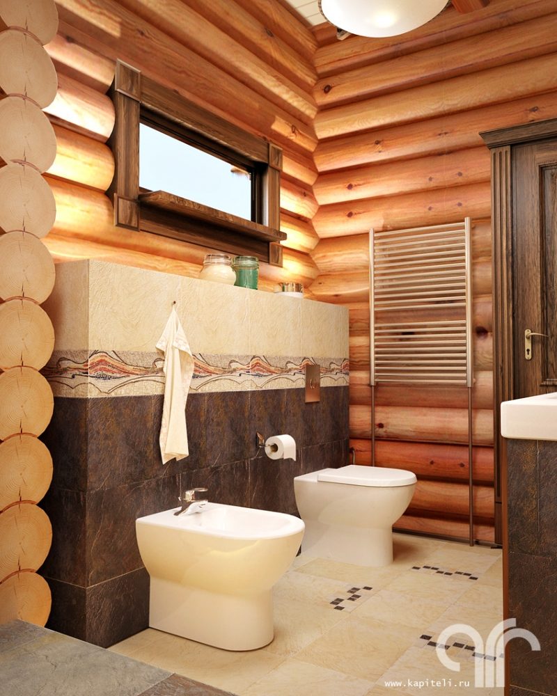 Как утеплить туалет в деревянном доме: советы эксперта
