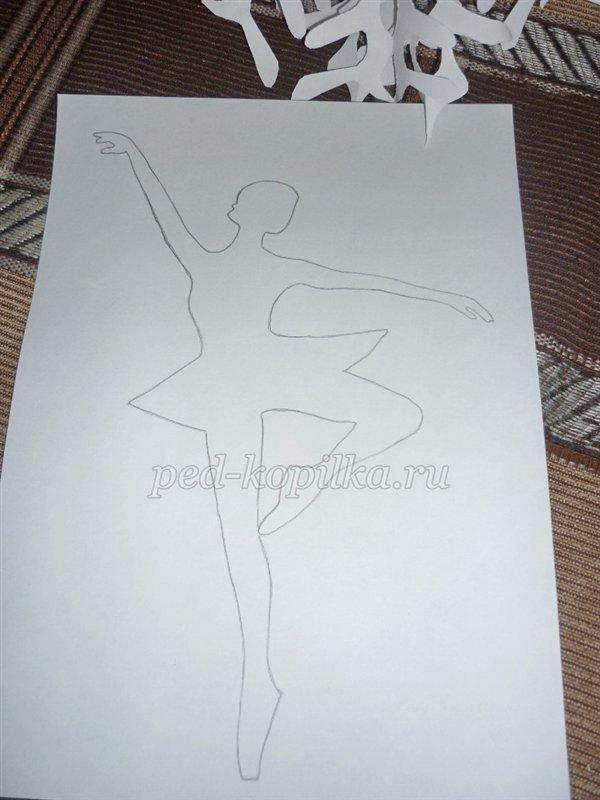 Балерина из салфетки: элегантный декор и оригинальный подарок