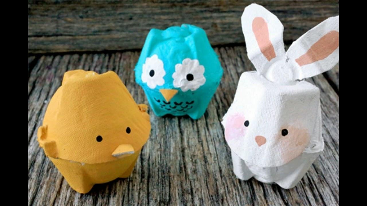 Папье маше из яичных лотков, коробок, кассет: лучшие идеи, что можно сделать из упаковки для яиц