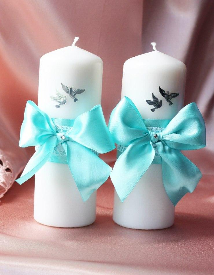Красивые свечи: необычный декор для дома и квартиры на фото