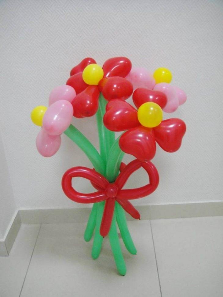 Веселые игрушки из воздушных шаров — своими руками