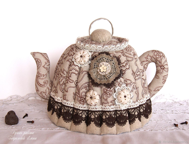 Грелка на чайник своими руками – выкройки, декорирование. красивая мягкая ваза, мяч, чашка и чайник из ткани