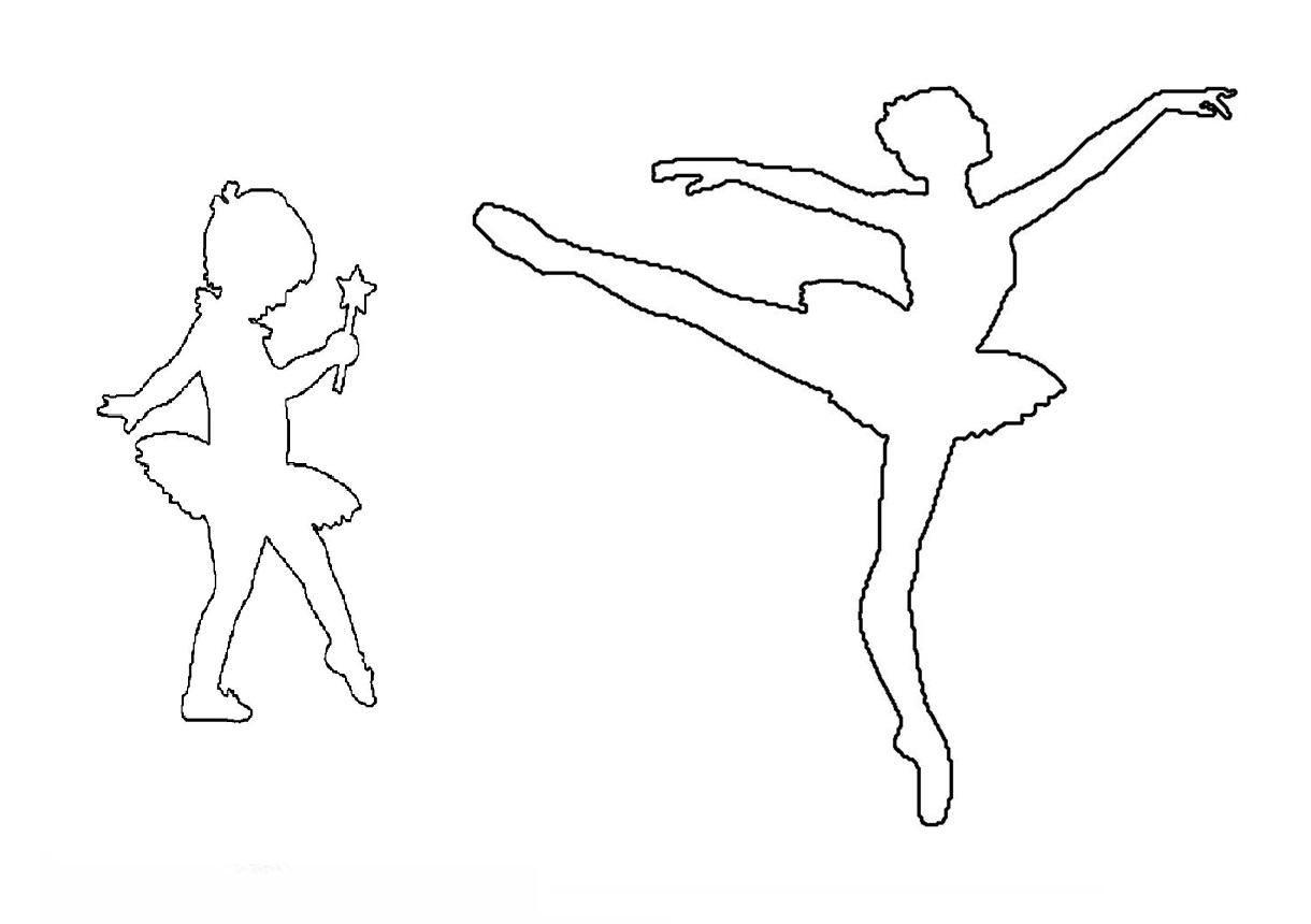 Мастер-класс: балерина из проволоки и салфеток