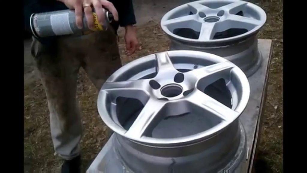 Как обновить колесные диски