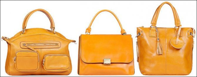 С чем носить желтую сумку — солнечный цвет и его компаньоны