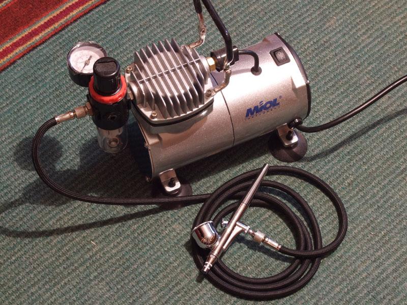 Инструкция по изготовлению самодельного компрессора для аэрографа: разбираем основательно