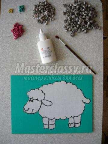 Новогодние овечки своими руками | самошвейка - сайт о шитье и рукоделии
