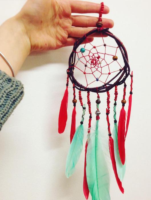 Индейский амулет – ловец снов