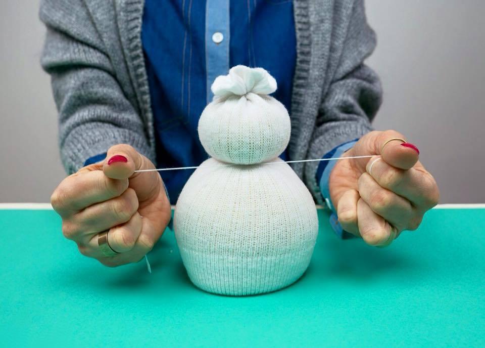 20 снежных фигур, которые легко сделать самому и с детьми - лайфхакер