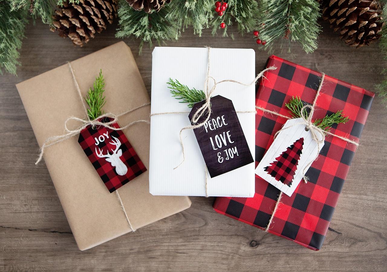 ? праздничные коробки своими руками для подарков на новый год