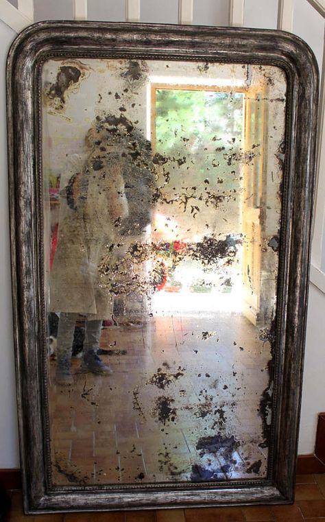 Вдыхаем жизнь в старое зеркало - своими руками